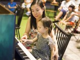 Pianovers Meetup #40, Jenny, and I-Wen performing