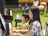 Pianovers Meetup #40, Lynn Dee and Lina performing