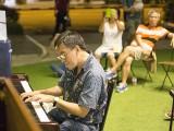 Pianovers Meetup #40, Chris Khoo performing