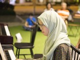 Pianovers Meetup #40, Desiree performing