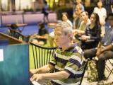Pianovers Meetup #41, Albert performing