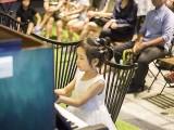 Pianovers Meetup #41, Sophia playing
