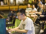 Pianovers Meetup #41, Zhiyuan performing