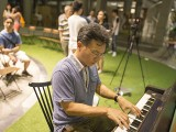 Pianovers Meetup #41, Timothy playing
