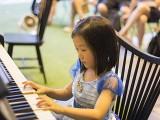 Pianovers Meetup #42, Gwen performing
