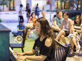 Pianovers Meetup #42, Vanessa performing