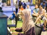 Pianovers Meetup #42, Desiree performing