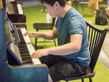 Pianovers Meetup #42, Nicholas performing #1