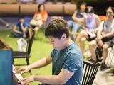 Pianovers Meetup #42, Nicholas performing #3
