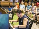 Pianovers Meetup #42, Gee Yong performing