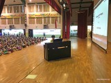 Arts Festival @ Zhonghua Primary School, Asher Seow performing