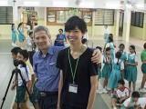 Arts Festival @ Zhonghua Primary School, Albert and Joseph