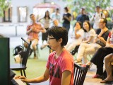 Pianovers Meetup #43, Siew Tin performing