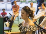 Pianovers Meetup #43, Vanessa performing