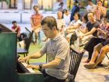 Pianovers Meetup #43, Isao performing