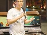 Pianovers Meetup #43, Ko Chuan Li sharing with us