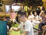 Pianovers Meetup #43, Ko Chuan Li performing