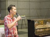 Pianovers Meetup #43, Wayne sharing with us