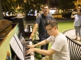 Pianovers Meetup #43, Marky Canios, and Chuan Li