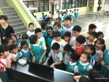 Arts Festival @ Zhonghua Primary School, Pavin performing
