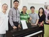 Arts Festival @ Zhonghua Primary School, Sng Yong Meng, Goh Zensen, Albert Chan, Nicholas Ho, Karen Aw