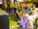 Pianovers Meetup #44, Teik Lee performing