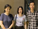 Pianovers Meetup #44, May Ling, Ploy, and Wayne