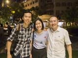 Pianovers Meetup #44, Wayne, Ploy, and Yong Meng