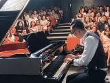 Pianovers Recital 2017, Yu Teik Lee performing #2