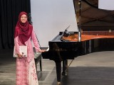 Pianovers Recital 2017, Desiree Abdurrachim performing #1