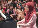 Pianovers Recital 2017, Desiree Abdurrachim performing #4