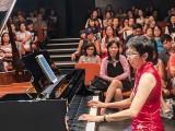 Pianovers Recital 2017, Pek Siew Tin performing #3