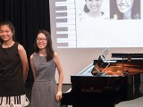 Pianovers Recital 2017, Cai Ping, and Li Ying performing #1