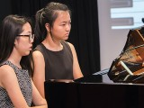 Pianovers Recital 2017, Cai Ping, and Li Ying performing #2