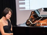 Pianovers Recital 2017, Julia Goh performing #1