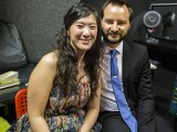 Pianovers Recital 2017, Vanessa Yu, and Mitchell Chapman