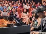 Pianovers Recital 2017, Peter Prem, and Jeslyn Peter performing #3