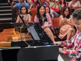 Pianovers Recital 2017, Tejas Kurmala performing #2