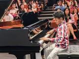 Pianovers Recital 2017, Tejas Kurmala performing #3