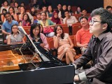 Pianovers Recital 2017, Tea Zhi Yuan performing #3