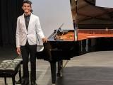 Pianovers Recital 2017, Joshua Peter performing #1