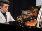 Pianovers Recital 2017, Joshua Peter performing #2