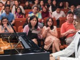 Pianovers Recital 2017, Joshua Peter performing #3