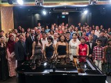Pianovers Recital 2017, Group picture of performers, supporters, and guests #2