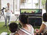 Pianovers Meetup #47, Yong Meng giving a short presentation