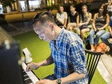 Pianovers Meetup #47, Teik Lee performing