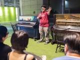 Pianovers Meetup #47, Zafri sharing with us