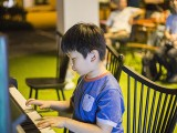 Pianovers Meetup #48, Bosco performing