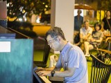 Pianovers Meetup #48, Isao performing