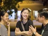 Pianovers Meetup #48, Yu Tong, Cynthia, and Gee Yong